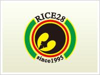 RICE28|ライス28ロゴ