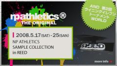 NP ATHLETICS SAMPLE COLLECTION